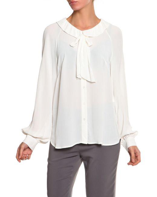 Bgn | Женская Белая Рубашка