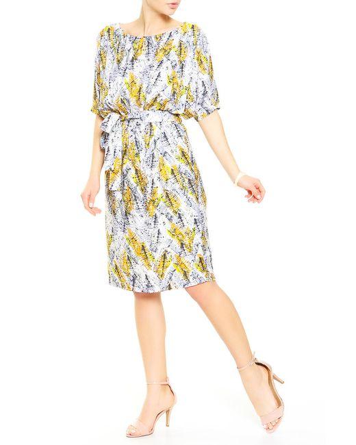 Bgn | Женское Жёлтое Платье