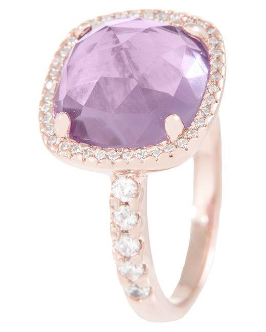 Bronzallure   Женское Фиолетовое Кольцо
