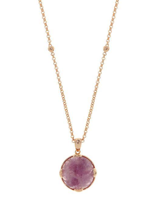 Bronzallure | Женское Фиолетовое Колье
