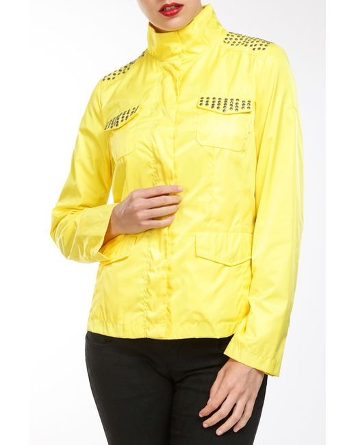 Amazing   Женская Жёлтая Куртка