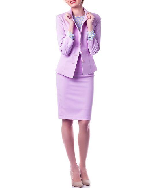 OKS | Женский Фиолетовый Пиджак