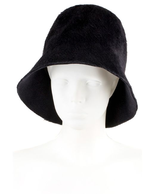 Dolce & Gabbana | Женская Чёрная Шляпа