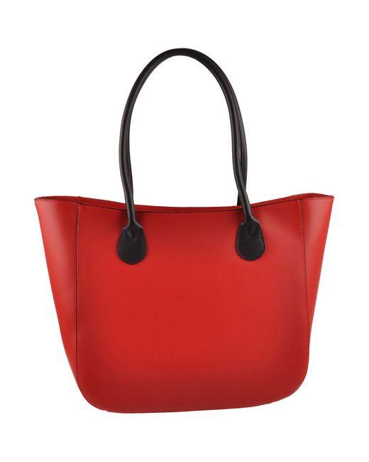 Classe Regina | Женская Красная Сумка