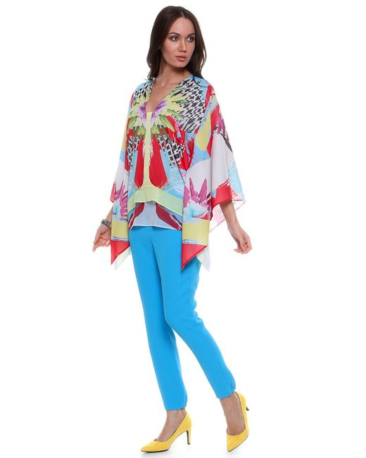 Just Cavalli | Женская Многоцветная Блуза