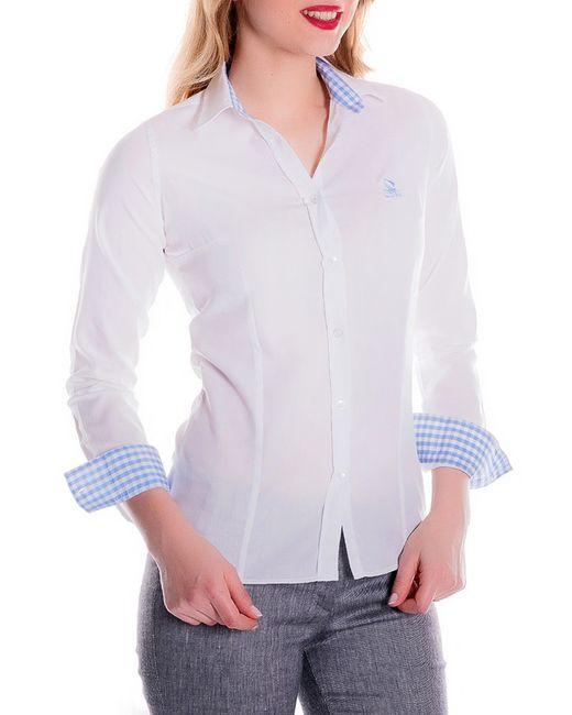 Giorgio Di Mare | Женская Белая Рубашка