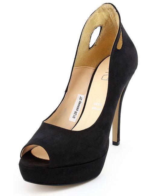 J.FRY | Женские Чёрные Туфли