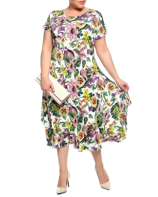 Amazone   Женское Многоцветное Платье