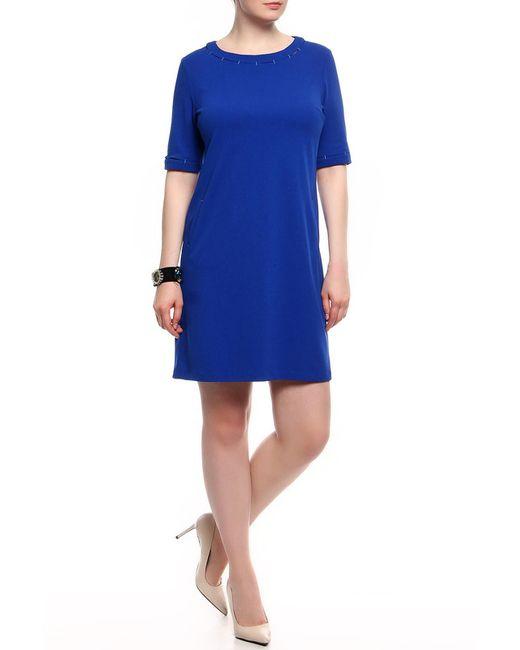 Мадам Т | Женское Голубое Платье