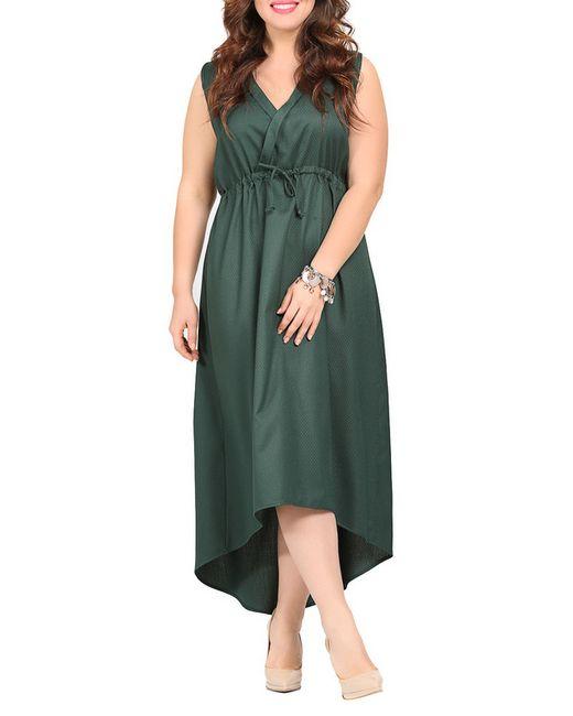 VALERIA FRATTA | Женское Зелёное Платье