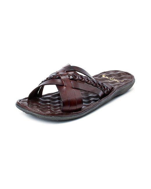 Sk | Мужские Коричневые Туфли
