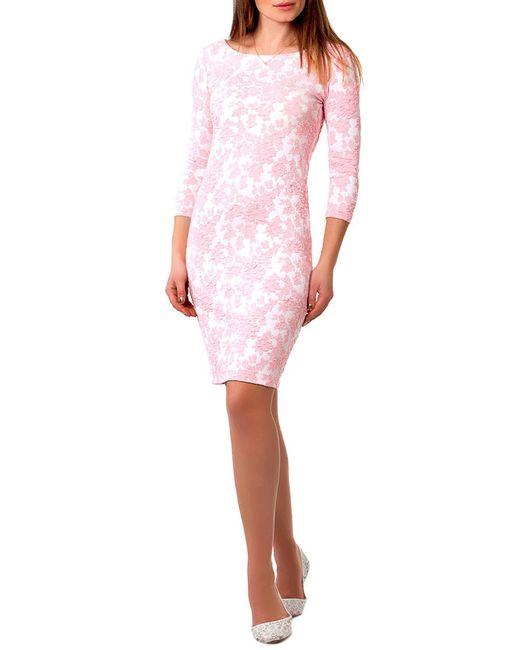 Magnolica | Женское Розовое Платье