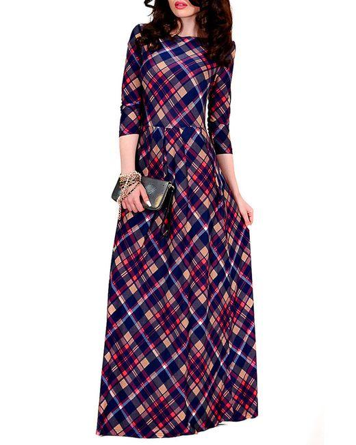 MONT PELLIER   Женское Красное Платье