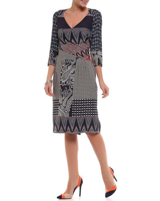 Etro | Женское Многоцветное Платье