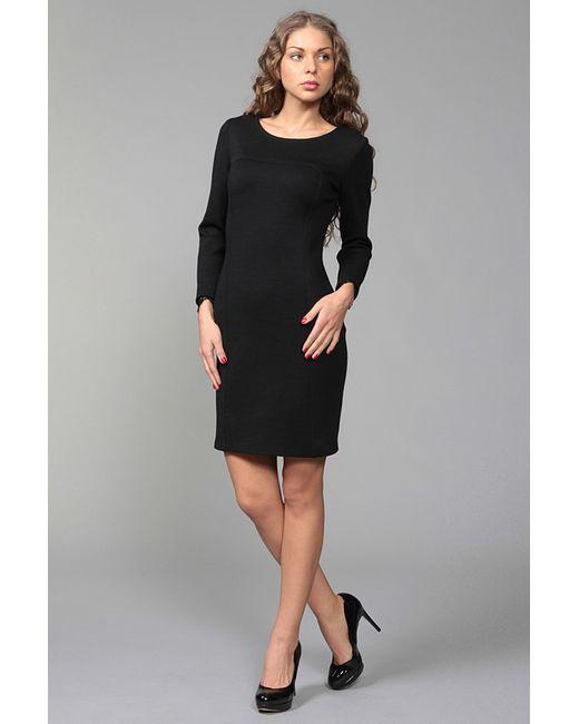 Emilio Pucci | Женское Чёрное Платье