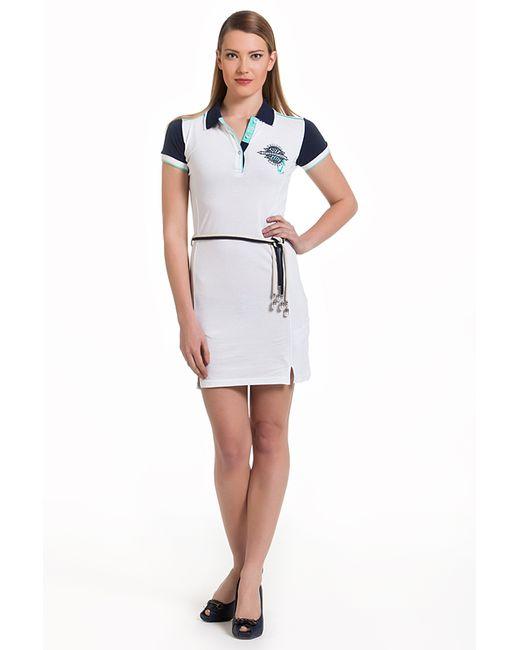 Giorgio Di Mare   Женское Белое Платье