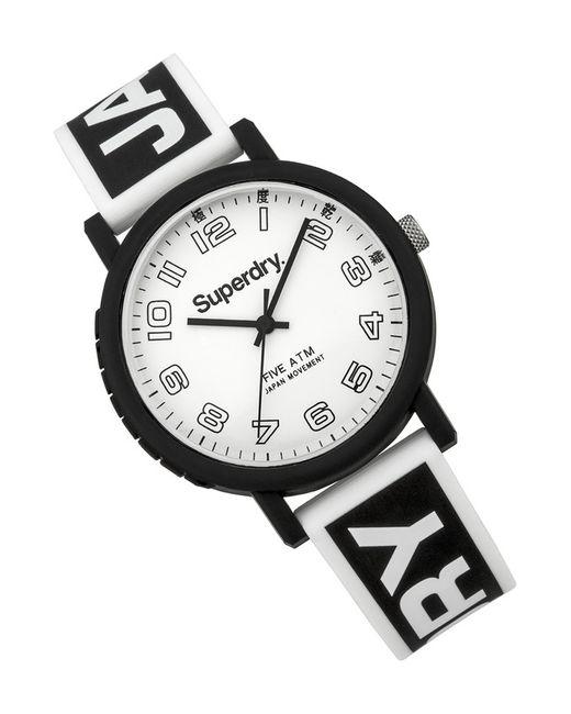 Superdry   Женские Белые Часы Наручные