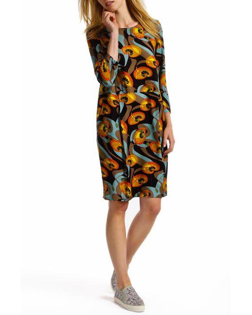 BIALCON | Женское Многоцветное Платье