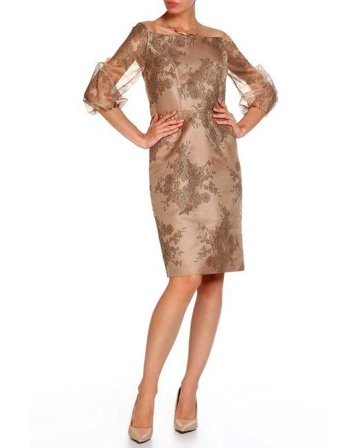 MARIA COCA-DIDO | Женское Многоцветное Платье