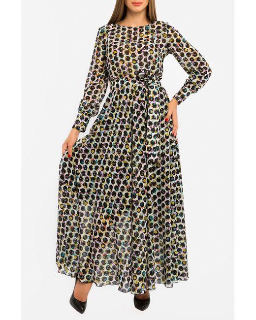 Monamod   Женское Чёрное Платье