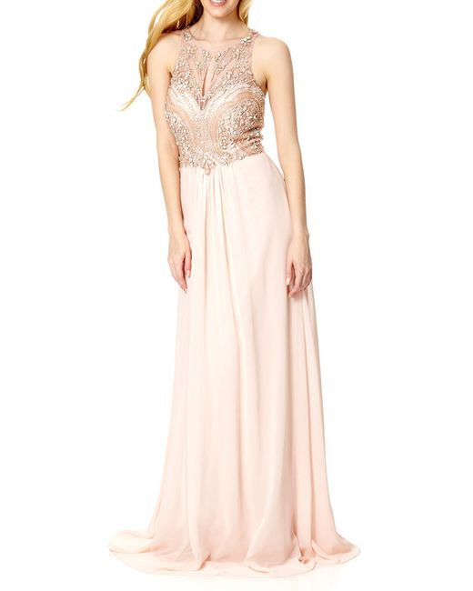 DYNASTY SPIRIT | Женское Розовое Платье