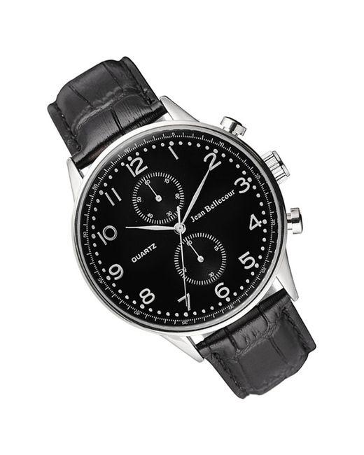 JEAN BELLECOUR | Мужские Чёрные Часы