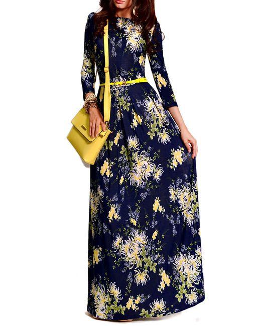 FRANCESCA LUCINI | Женское Жёлтое Платье