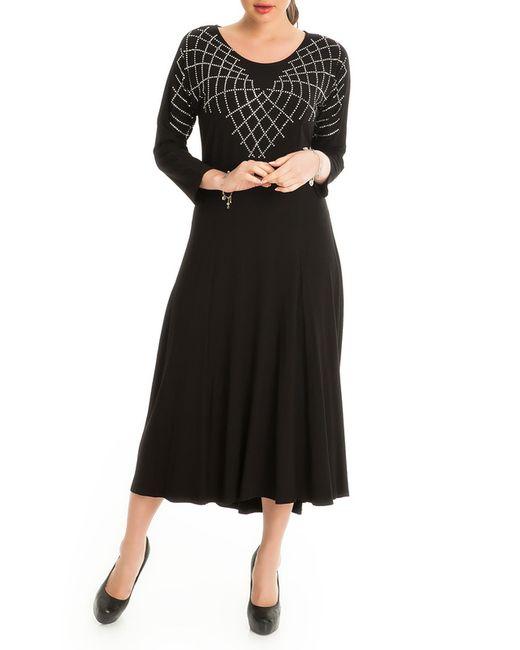 Rebecca Bella   Женское Чёрное Платье