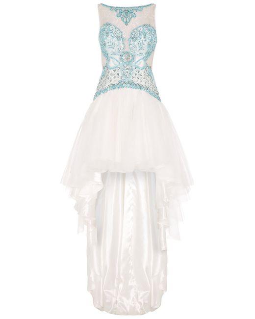 DYNASTY SPIRIT | Женское Голубое Платье