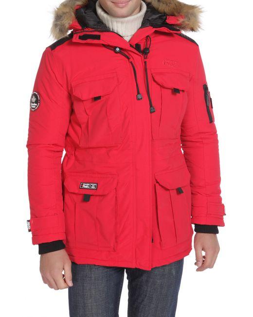 CANADIAN PEAK | Мужская Красная Куртка
