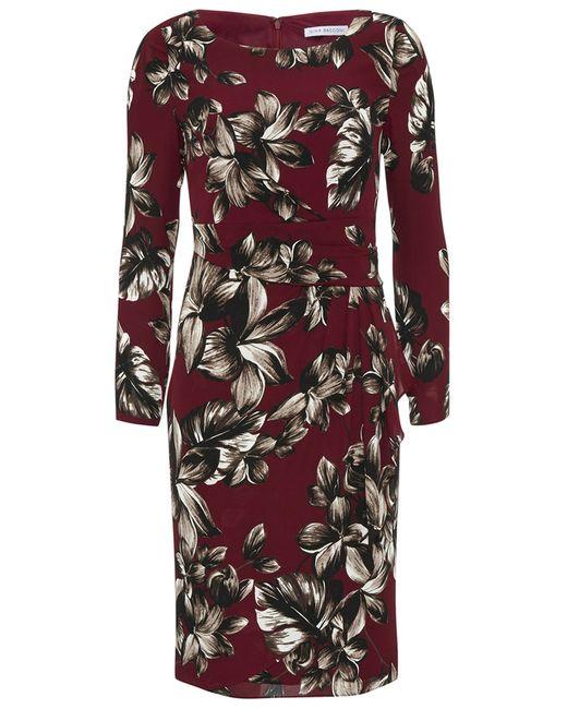 Gina Bacconi | Красное Платье
