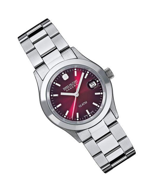 Swiss Military | Мужские Красные Наручные Часы
