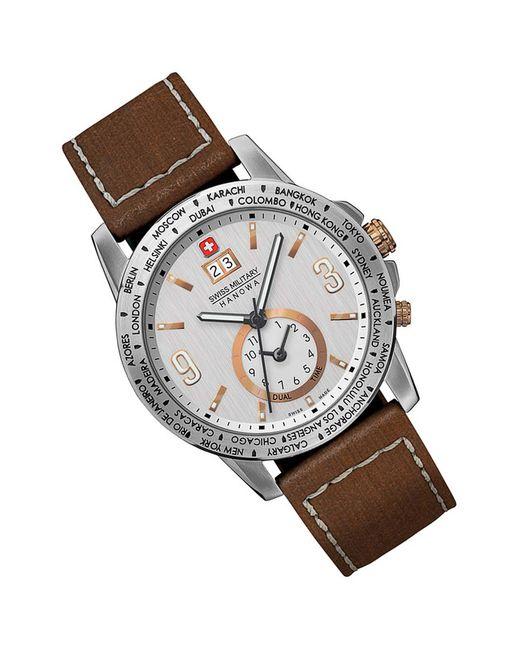 Swiss Military | Мужские Серебряные Наручные Часы