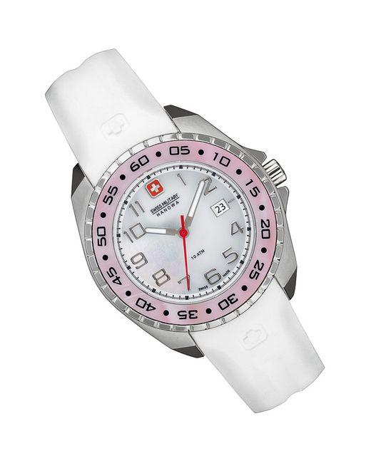 Swiss Military | Женские Белые Наручные Часы