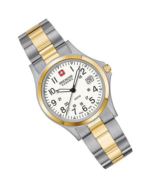 Swiss Military | Мужские Золотые Наручные Часы
