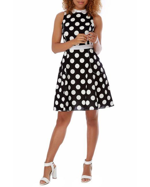 Yumi | Женское Чёрное Платье