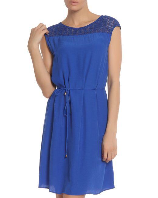 Tom Farr | Женское Синее Платье