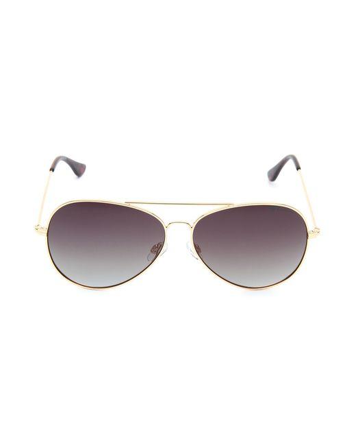 Legna | Женские Светло-Золотистые Солнцезащитные Очки