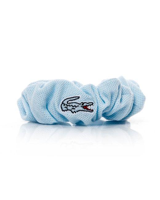 Lacoste | Женская Голуба Резинка Для Волос