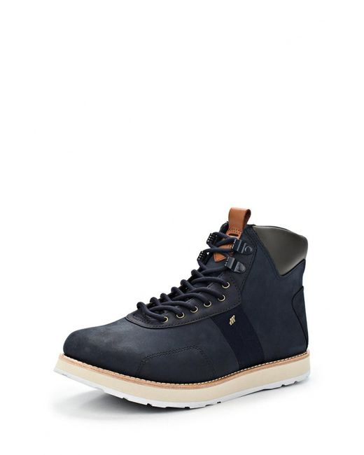 Boxfresh | Мужские Синие Ботинки