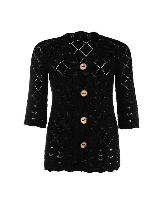 Milana Style | Женский Чёрный Кардиган