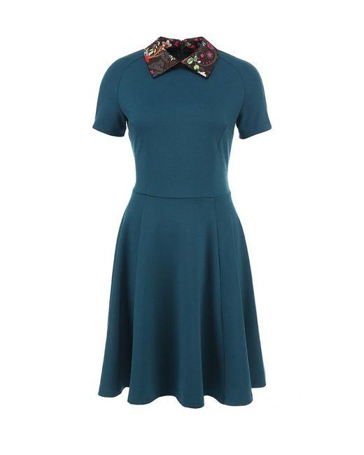 LuAnn | Женское Зелёное Платье