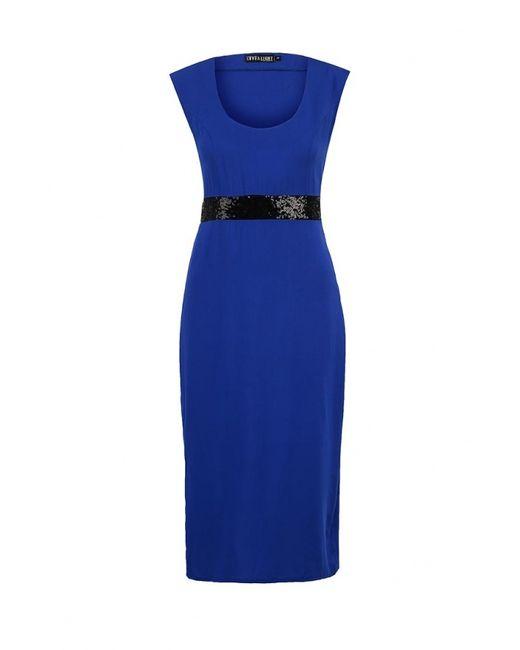 Love&Light   Женское Синее Платье