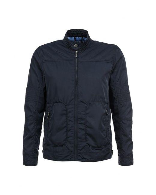 Top Secret | Мужская Синяя Куртка