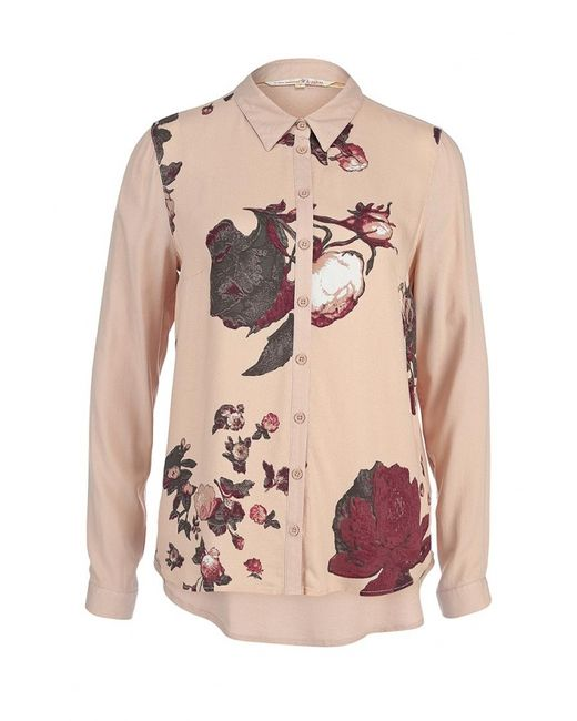 Tom Tailor Denim   Женская Розовая Блуза