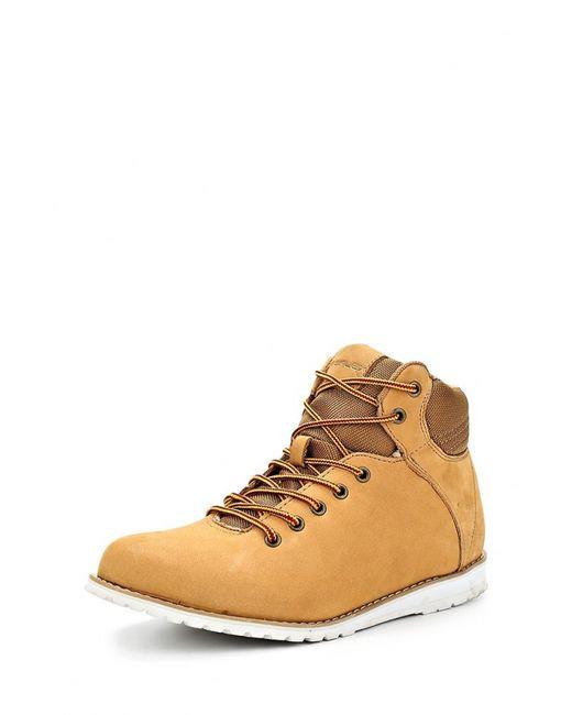 Reflex   Мужские Коричневые Ботинки