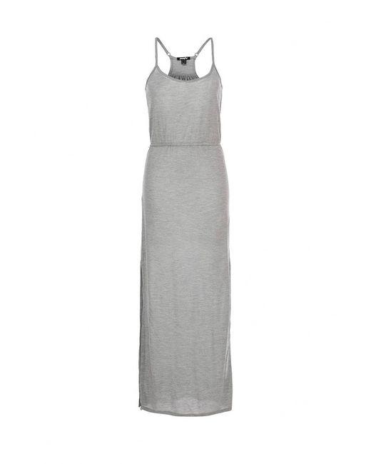 Jennyfer | Женское Серое Платье