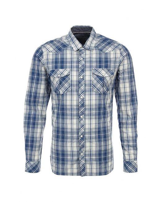 Salsa   Мужская Синяя Рубашка