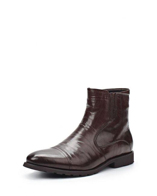 Perfection | Мужские Коричневые Ботинки Классические