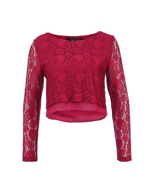 Angeleye London | Женская Красная Блуза